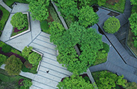 CHANGSHA NORTH STAR DELTA C2 BLOCK LANDSCAPE DESIGN
